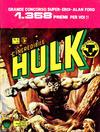 Cover for L'Incredibile Hulk (Editoriale Corno, 1980 series) #5