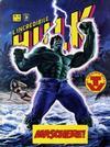 Cover for L'Incredibile Hulk (Editoriale Corno, 1980 series) #6