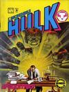 Cover for L'Incredibile Hulk (Editoriale Corno, 1980 series) #8