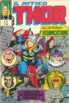 Cover for Il Mitico Thor (Editoriale Corno, 1971 series) #24