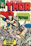 Cover for Il Mitico Thor (Editoriale Corno, 1971 series) #27