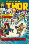 Cover for Il Mitico Thor (Editoriale Corno, 1971 series) #28