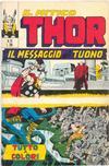 Cover for Il Mitico Thor (Editoriale Corno, 1971 series) #29