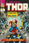 Cover for Il Mitico Thor (Editoriale Corno, 1971 series) #30