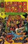Cover for L'Uomo Ragno [Collana Super-Eroi] (Editoriale Corno, 1970 series) #180