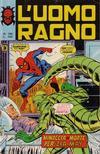 Cover for L'Uomo Ragno [Collana Super-Eroi] (Editoriale Corno, 1970 series) #186