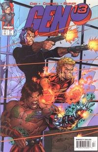 Cover Thumbnail for Gen 13 (Image, 1995 series) #17