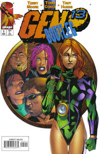 Cover Thumbnail for Gen 13 Bootleg (Image, 1996 series) #5 [Direct Sales]
