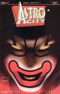 Cover Thumbnail for Kurt Busiek's Astro City (Image, 1995 series) #3