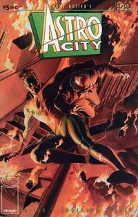 Cover for Kurt Busiek's Astro City (Image, 1995 series) #5