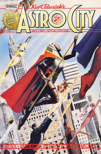 Cover Thumbnail for Kurt Busiek's Astro City (Image, 1996 series) #1