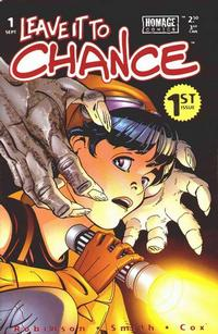 Cover Thumbnail for Leave It to Chance (Image, 1996 series) #1