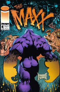Cover Thumbnail for The Maxx (Image, 1993 series) #4