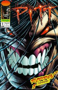 Cover Thumbnail for Pitt (Image, 1993 series) #1 [Direct]
