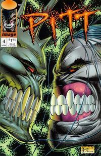 Cover Thumbnail for Pitt (Image, 1993 series) #4