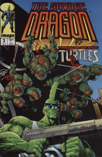 Cover Thumbnail for Savage Dragon (Image, 1993 series) #2