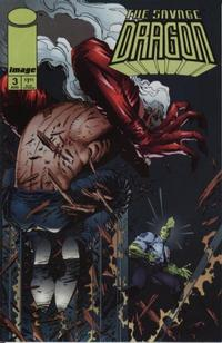Cover Thumbnail for Savage Dragon (Image, 1993 series) #3