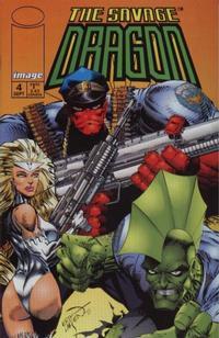 Cover Thumbnail for Savage Dragon (Image, 1993 series) #4