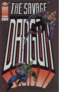 Cover Thumbnail for Savage Dragon (Image, 1993 series) #5