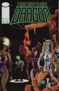 Cover Thumbnail for Savage Dragon (Image, 1993 series) #6
