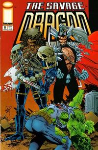 Cover for Savage Dragon (Image, 1993 series) #8