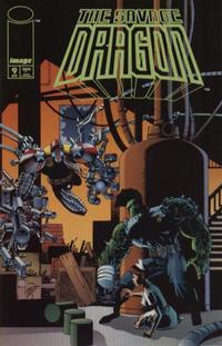Cover Thumbnail for Savage Dragon (Image, 1993 series) #9