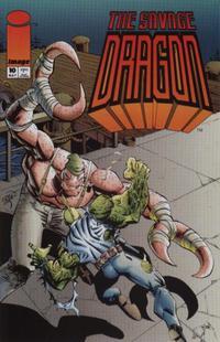 Cover Thumbnail for Savage Dragon (Image, 1993 series) #10
