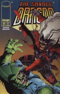Cover Thumbnail for Savage Dragon (Image, 1993 series) #11