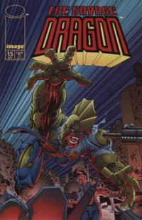 Cover Thumbnail for Savage Dragon (Image, 1993 series) #15
