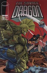 Cover Thumbnail for Savage Dragon (Image, 1993 series) #16