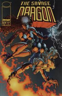 Cover Thumbnail for Savage Dragon (Image, 1993 series) #17 [B]