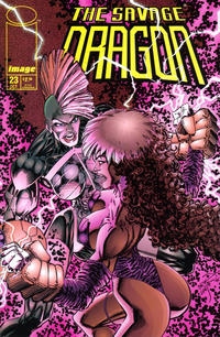 Cover Thumbnail for Savage Dragon (Image, 1993 series) #23