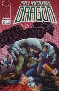 Cover Thumbnail for Savage Dragon (Image, 1993 series) #24