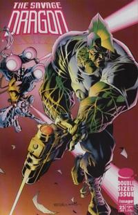 Cover Thumbnail for Savage Dragon (Image, 1993 series) #25