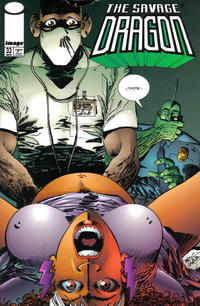 Cover Thumbnail for Savage Dragon (Image, 1993 series) #33