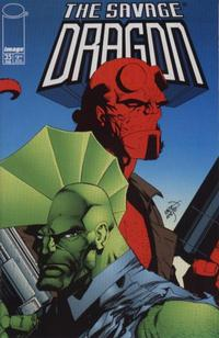 Cover Thumbnail for Savage Dragon (Image, 1993 series) #35