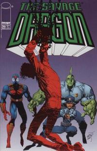 Cover Thumbnail for Savage Dragon (Image, 1993 series) #36