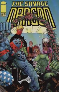 Cover Thumbnail for Savage Dragon (Image, 1993 series) #41