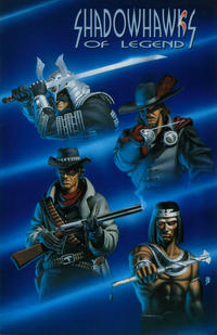 Cover Thumbnail for Shadowhawks of Legend (Image, 1995 series) #1