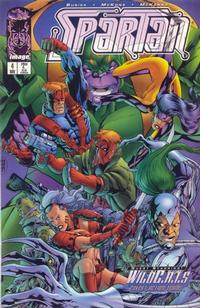 Cover Thumbnail for Spartan: Warrior Spirit (Image, 1995 series) #4
