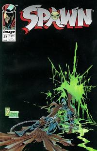 Cover for Spawn (Image, 1992 series) #27