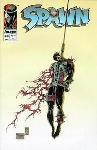 Cover Thumbnail for Spawn (Image, 1992 series) #30