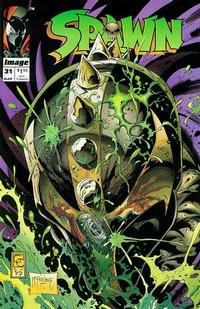 Cover Thumbnail for Spawn (Image, 1992 series) #31