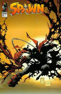 Cover Thumbnail for Spawn (Image, 1992 series) #32