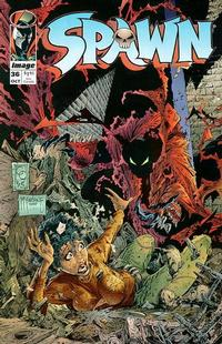 Cover Thumbnail for Spawn (Image, 1992 series) #36