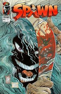 Cover Thumbnail for Spawn (Image, 1992 series) #37