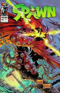 Cover for Spawn (Image, 1992 series) #45