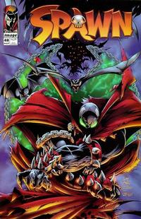 Cover Thumbnail for Spawn (Image, 1992 series) #48