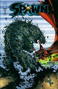 Cover Thumbnail for Spawn (Image, 1992 series) #73