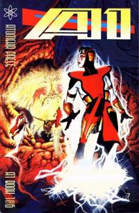 Cover Thumbnail for A1 (Atomeka Press, 1989 series) #1